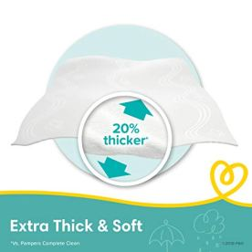 Pampers Sensitive Water Based Baby Diaper Wipes