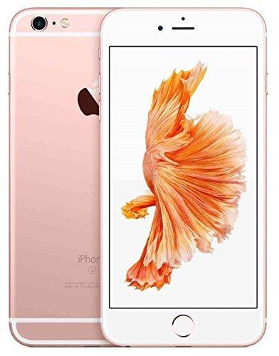 Apple iPhone 6S 16 GB Factory Unlocked, Rose Gold (Renewed)