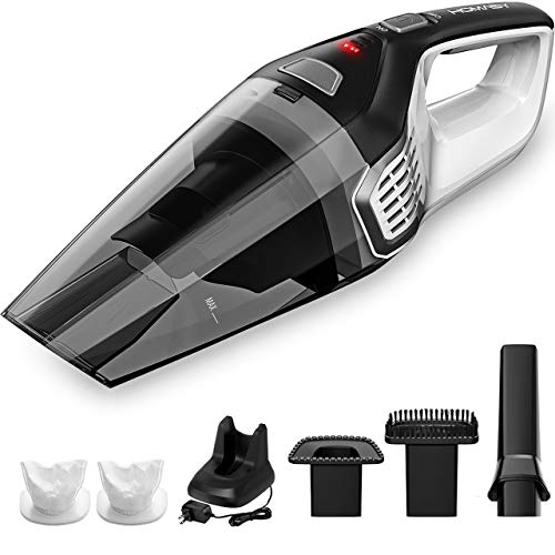 Homasy Portable Handheld Vacuum Cleaner