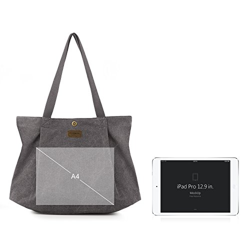 SMRITI Canvas Tote Bag for Women School Work Travel and Shopping 18 Fashion Online Shop gifts for her gifts for him womens full figure