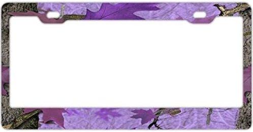 Realtree Camo License Plate Frame | lajulak.org