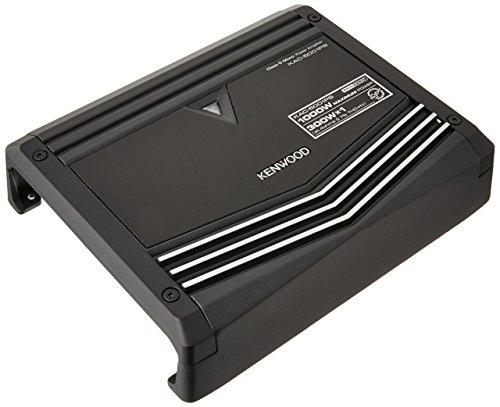 Kenwood KAC-5001PS 1000-Watt Class D Mono Power Amplifier with LPF