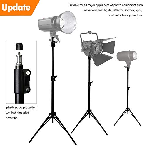 41WMgrJe0zL AWAKSHI 71 inch Big Tripod Stand for Phone and Camera Adjustable Aluminium Alloy Big Tripod Stand Holder,Photo/Video Shoot,TIK Tok/YouTube Videos with Mobile Clip Holder Bracket