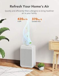 TaoTronics-Air-Purifier-for-Home-Smoke-Pollen-Pet-Dander-Air-Cleaner-with-H13-True-HEPA-Filter-3-Fan-Speeds-Low-Working-Noise-Christmas-Birthday-Gifts-for-Men-Women-Kids