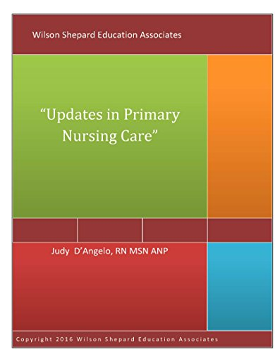 Updates in Primary Nursing Care: Continuing Education Program for Nurses