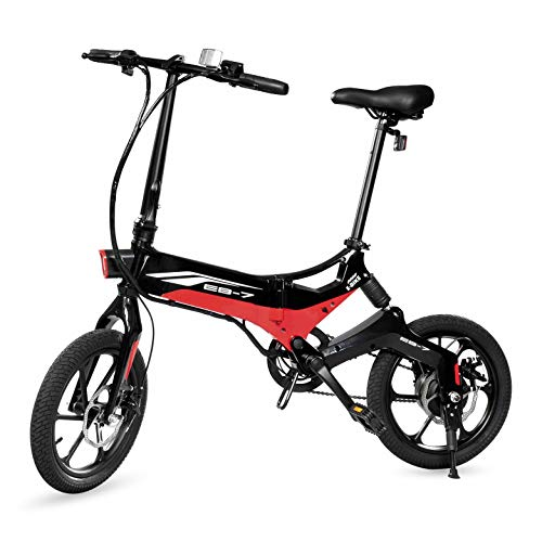 Swagtron Swagcycle Elite Folding Electric Bike