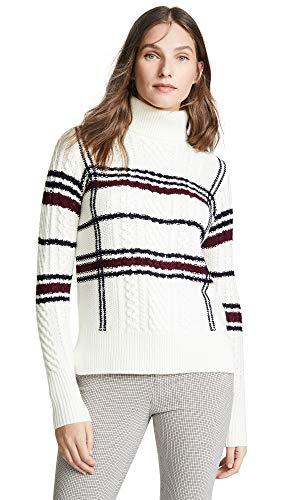 81mPSlNcmHL Chunky cable knit 70% wool/30% acrylic Hand wash