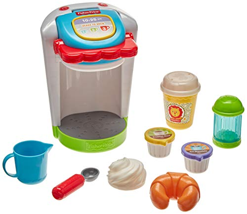 Fisher-Price Coffee Maker Set, Multicolor