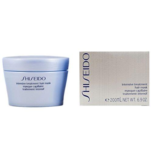 Intensive Treatment Hair Mask by Shiseido for Unisex - 6.9 oz Hair Mask