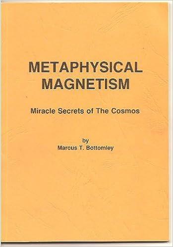 Download Metaphysical Magnetism