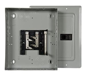 Siemens LC008DF Murray 8 Space, 16 Circuit, 125 Amp, Main Lug, Flush Mount, Indoor Load Center
