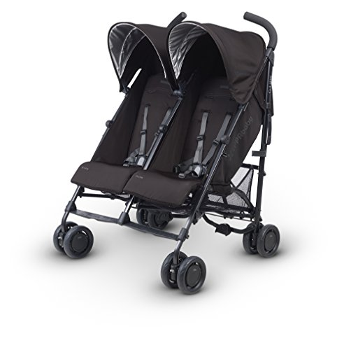 UPPAbaby 2018 G-Link Stroller with Cup Holder in Jake Black