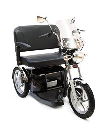 Pride Mobility SPORT RIDER Dual Seat Trike 3 wheel Electric Power Scooter Open Box