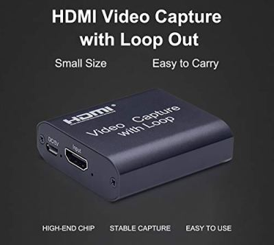 BlueAVS-Audio-Video-Capture-Card-with-Loop-Out-HDMI-to-HDMI-USB-20-1080P-Plug-and-Play-for-Live-Video-Streaming-Record-via-DSLR-Camcorder-Action-Cam