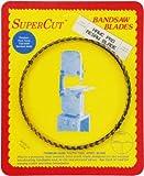 SuperCut B72.5H12T3 Hawc Pro Resaw Bandsaw Blade, 72-1/2' Long - 1/2' Width; 3 Tooth