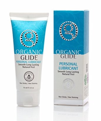 Organic Glide Probiotic Personal Lubricant