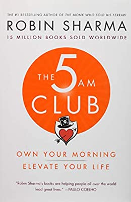 5 AM Club Robin Sharma