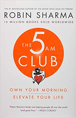Robin Sharma – The 5am Club