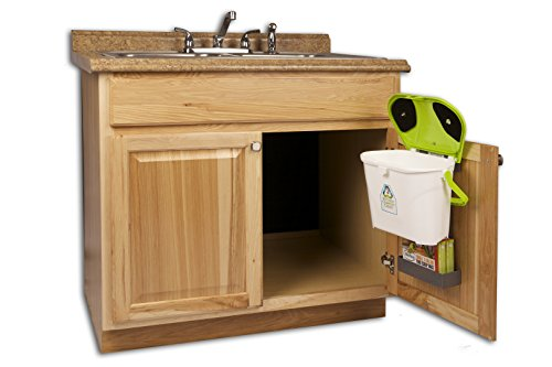 Kitchen Compost Caddy Cabinet Compost Bin
