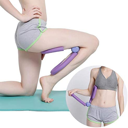 ThreeH Thigh Workout Exerciser Fitness Gym Equipment Leg Muscle Arm Chest Waist Exerciser Workout Machine 4