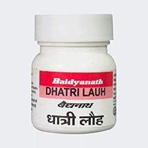 Buy Baidyanath Jhansi Dhatri Loha Bati Tablets Baidyanath, 40 Tablets, Pack of 6 Online at Low Prices in India - Amazon.in