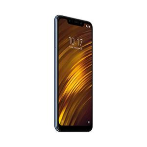 Poco F1 by Xiaomi (Steel Blue, 6GB RAM, SD 845, 128GB Storage)
