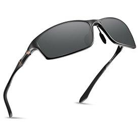 4332b4d295b54 Unisex Polarized Sunglasses For Men Women Sports Fishing Driver Metal  Sunglasses