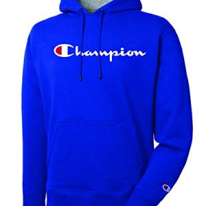 Champion Men's Graphic Powerblend Fleece Pullover Hood 16 Fashion Online Shop Gifts for her Gifts for him womens full figure