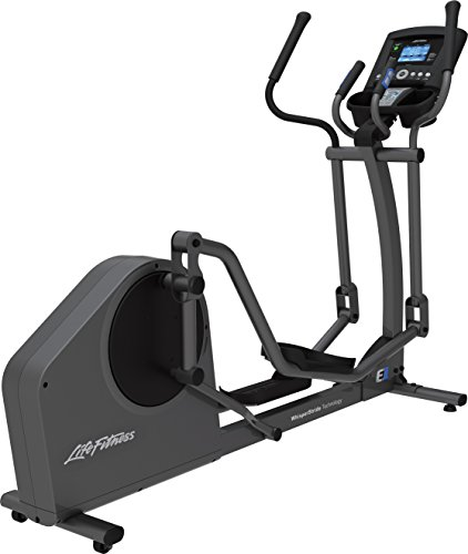 Life-Fitness-E1-Go-Cross-Trainer-Titanium