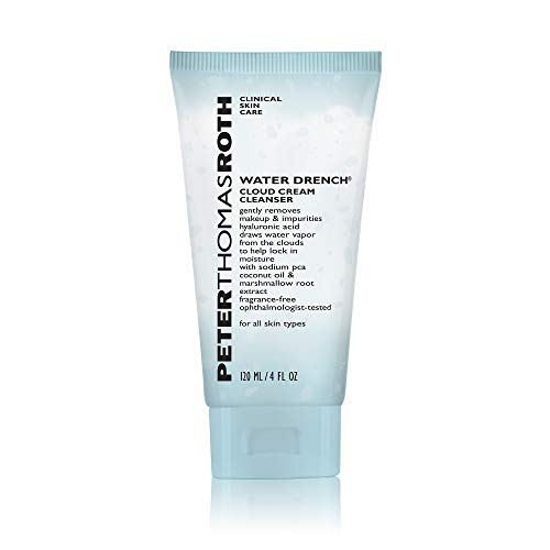 Water Drench Cloud Cream Cleanser, Hydrating Face Wash with Hyaluronic Acid 1