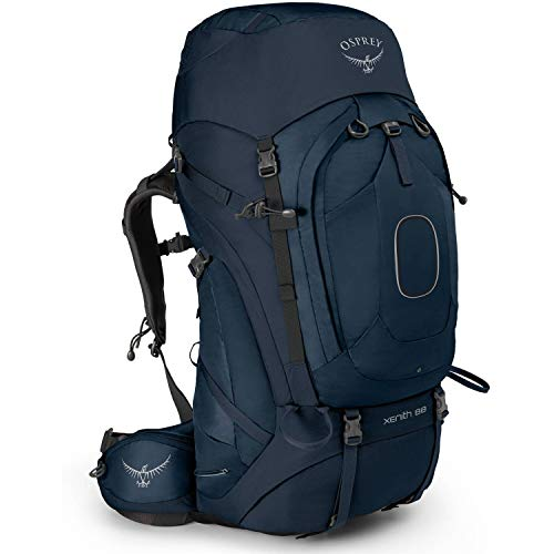 Osprey Xenith 88 Hiking Backpack Large Discovery Blue