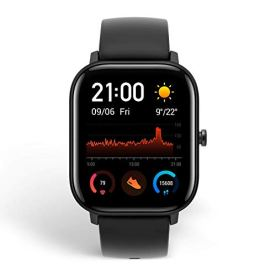 Huami-Amazfit-GTS-Smart-WatchObsidian-Black