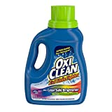 OxiClean 2in1 Free Liquid Stain Fighter with Color Safe Brightener, 45 oz.