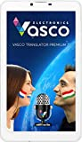 Vasco Translator Premium 7': Electronic Voice Translator - Talk to Anyone, Everywhere in Over 40 Languages!