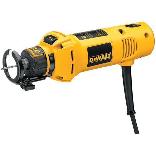 DEWALT Rotary Saw, 1/8-Inch and 1/4-Inch Collets, 5-Amp (DW660)