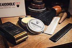 BEARDOHOLIC Beard Balm - Sweet Orange, 100% Organic with Extra Hold for Styling and Shaping Your Beard with Ease, Eliminates Itch and Dandruff  Image 4