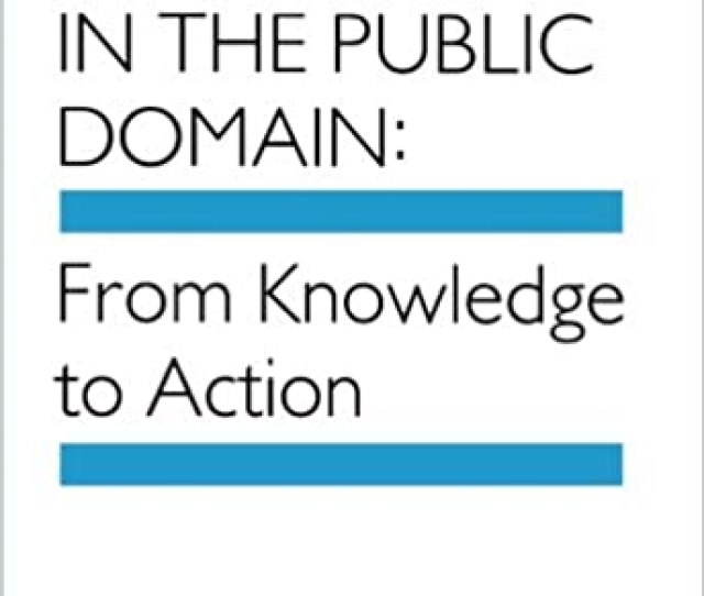 Planning In The Public Domain Th Edition