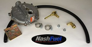 Impco Low Pressure Propane or Natural Gas Spud-in Propane Kit Honda Generator Gx340 Gx360 Gx390 Gx 340 360 390
