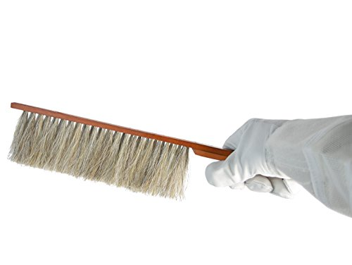 New 16' Natural Horse Hair Bee Hive Brush, Beekeeper Tool, Beekeeping Equipment by HLPB