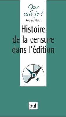 """Résultat de recherche d'images pour """"Histoire de la censure dans l'édition"""""""