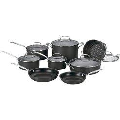 Cuisinart-14-Piece-Chefs-Classic-Non-Stick-Hard-Anodized-Cookware-Set-Gray