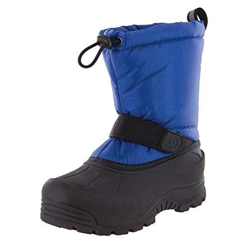 Northside Frosty Winter Boot (Toddler/Little Kid/Big Kid),Royal Blue,9 M US Toddler