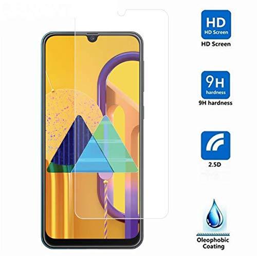 Soezit Samsung Galaxy M21 Tempered Glass Screen Protector 4