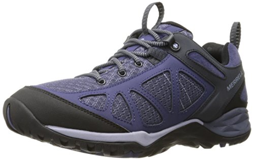 Merrell Women's Siren Sport Q2 Hiking Shoe, Crown Blue, 9 M US