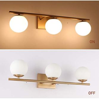 YHTlaeh-New-Bathroom-Vanity-Light-Fixtures-3-Lights-Brushed-Bronze-Milk-White-Globe-Glass-Shade-Modern-Wall-Bar-Sconce-Over-MirrorExclude-Bulb