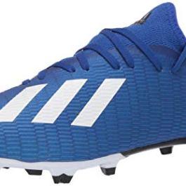 adidas Men's X 19.3 Firm Ground Boots Soccer Shoe