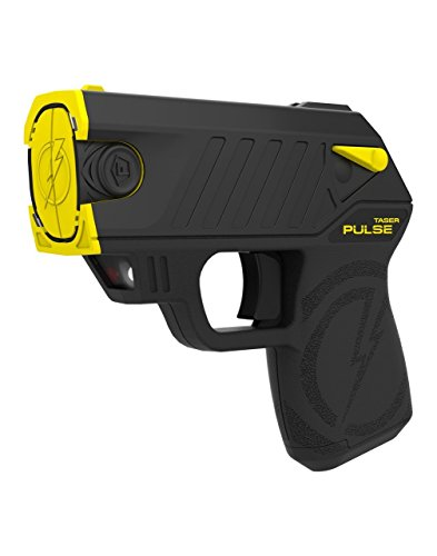 Taser Pulse with 2 Live Cartridges, Black