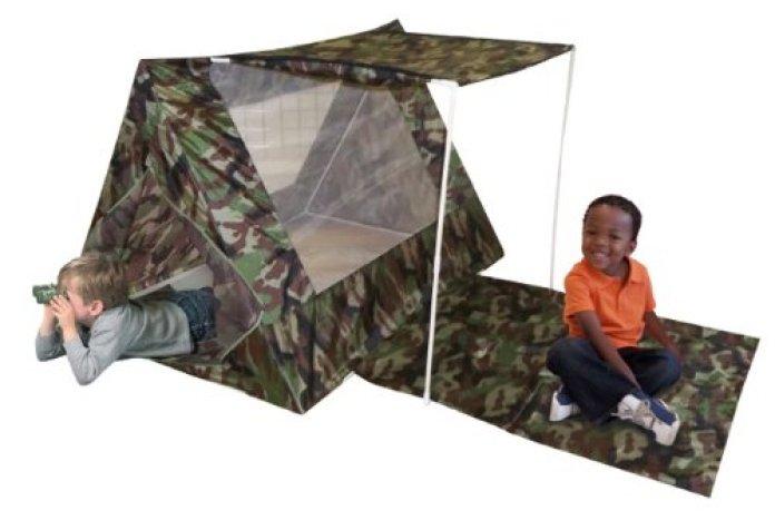 Play Tent set, Camo