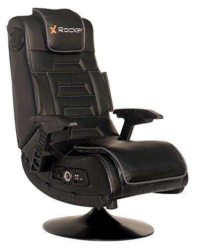 X Rocker 51396 Pro Series Pedestal 2.1 Video Gaming Chair, Wireless