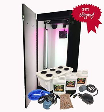 Cash-Crop-60-2-Plant-LED-Hydroponics-Grow-Box